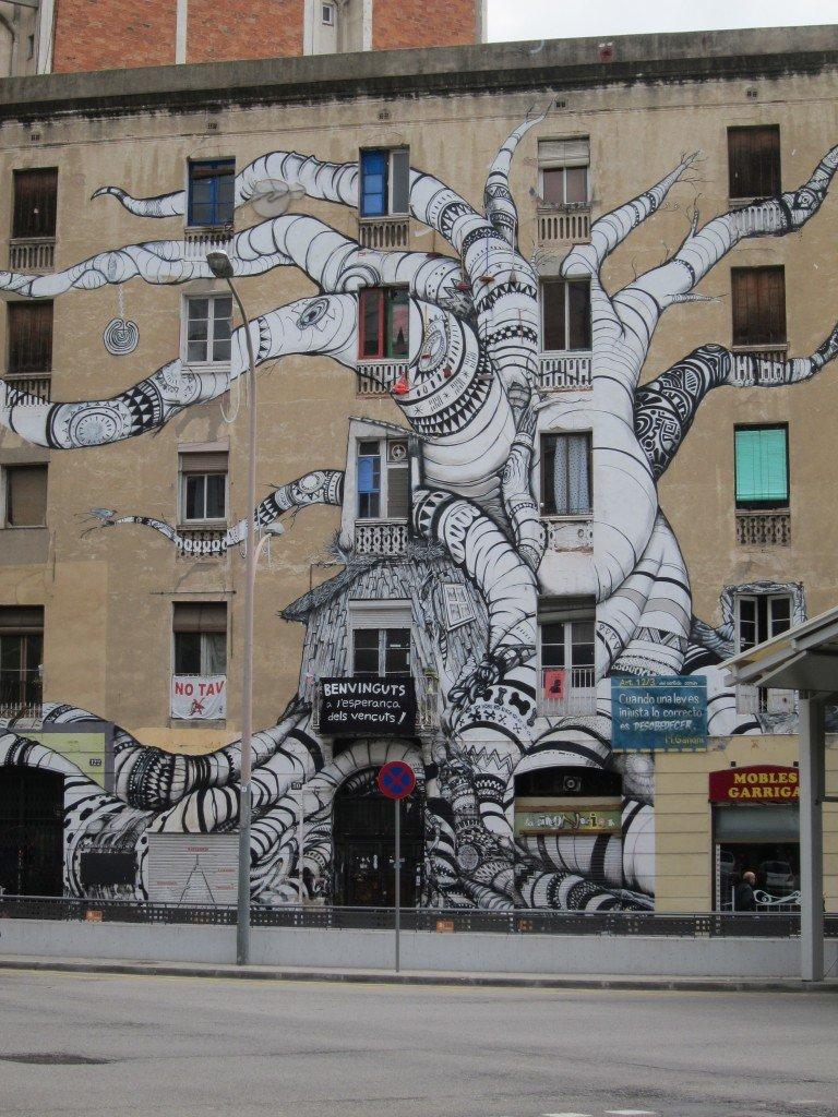 "Street L""Eixample, Barcelona"