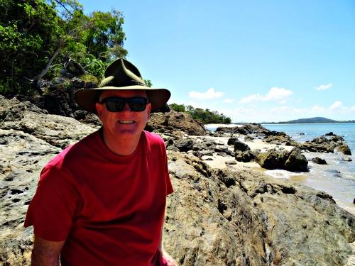 Marty at Garners Beach North Queensland