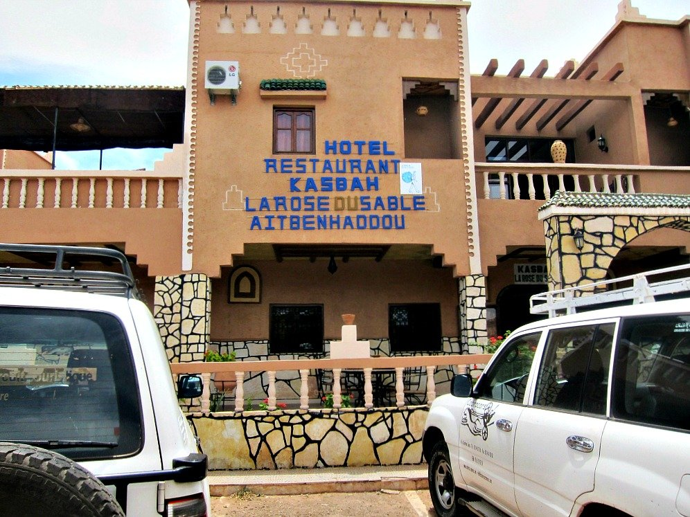 Ait Ben Haddou Lunch Stop