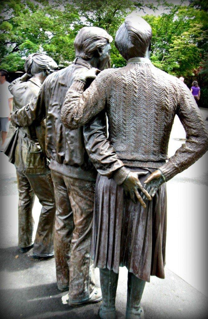 Bronze Statue - Photo Session