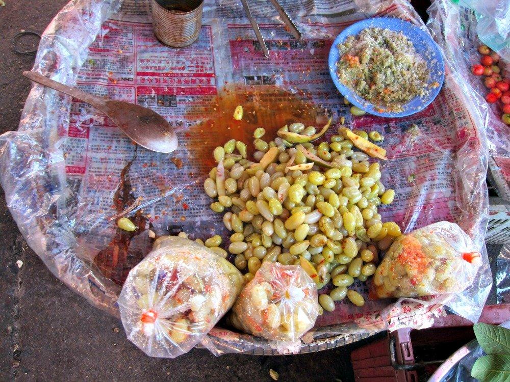 Sihanoukville Market Cambodia