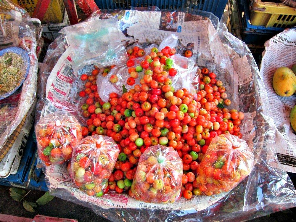 Sihanoukville Market, Cambodia