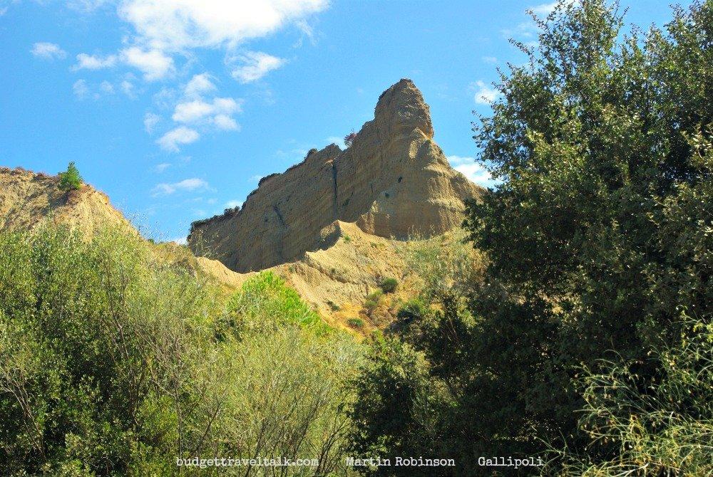 The Sphinx Anzac Cove