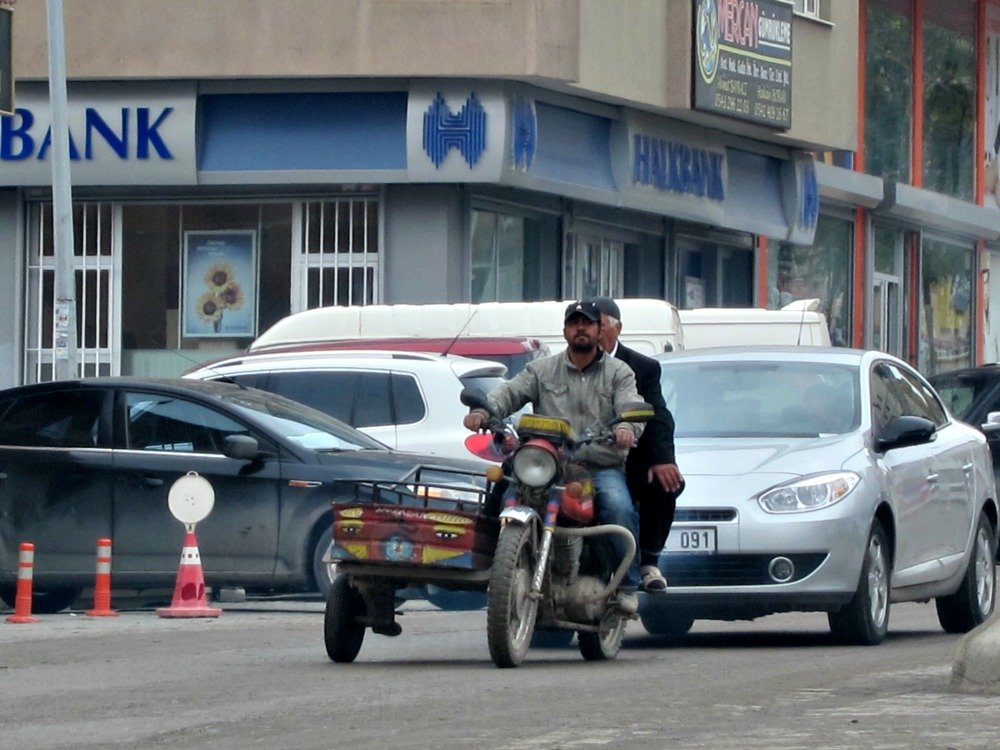 Dogubayazit Taxi Bike