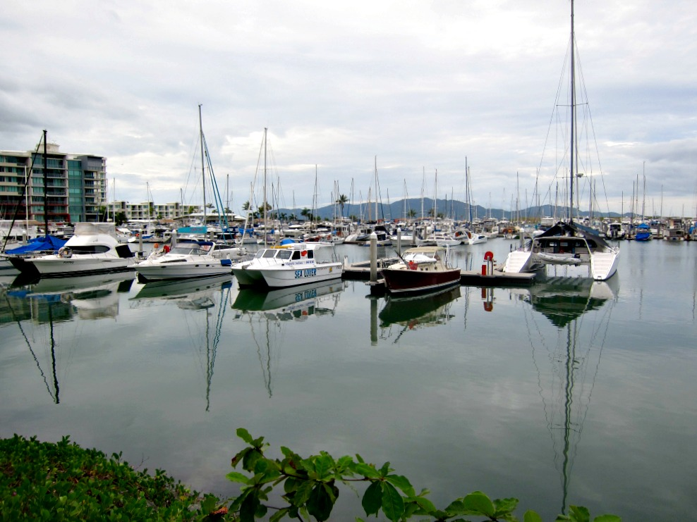 Townsville Cloudy Skies 3
