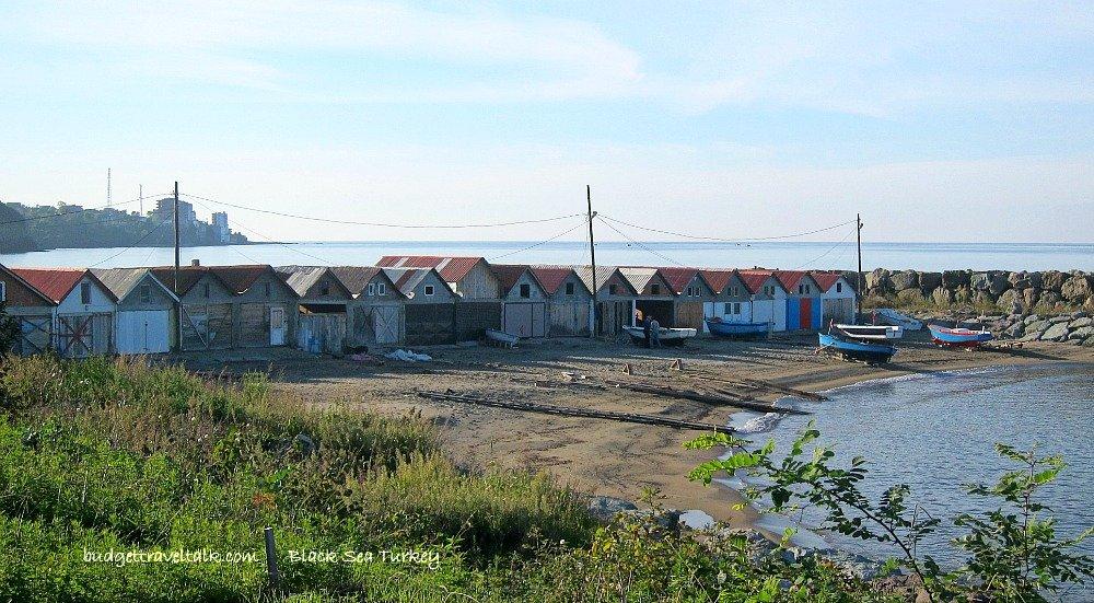 Day 7 Black Sea Boat Sheds