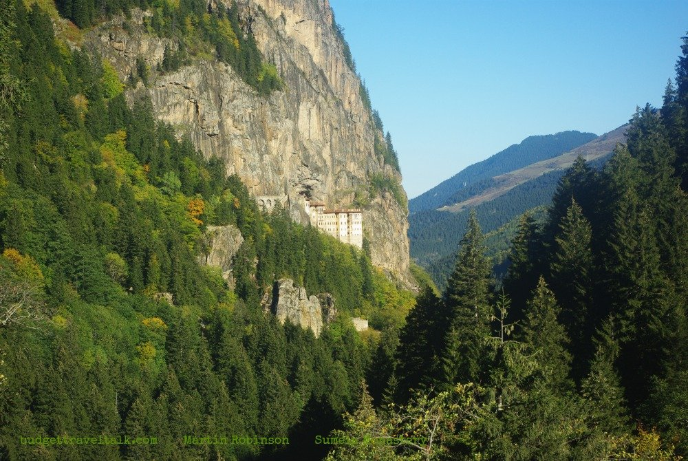 Sumela Monastery and the last day of our Eastern Turkey ...