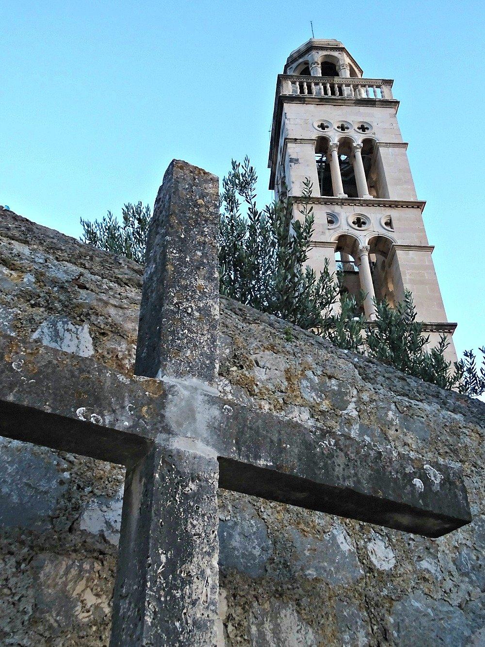 Hvar Church of St. Mary of Grace