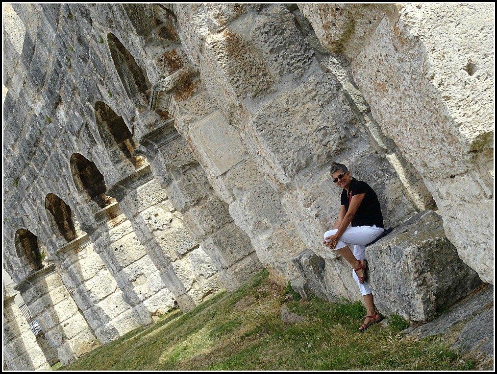 Pula Roman Ampitheatre Croatia