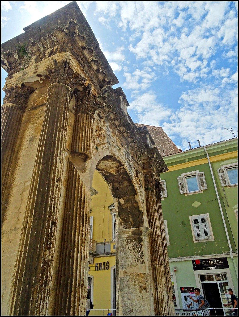 Arch of Sergii Pula