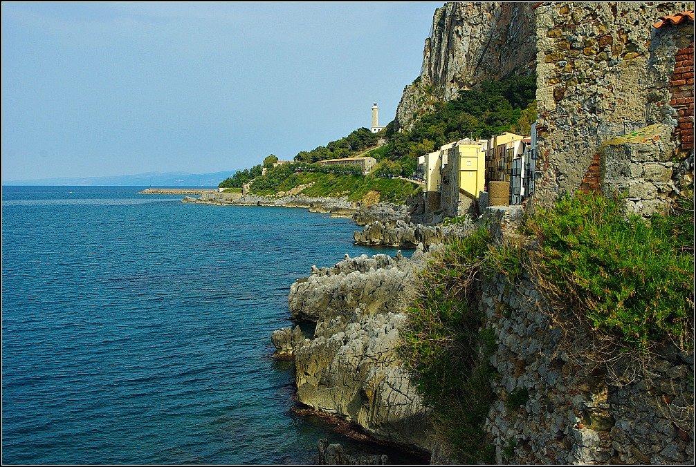 Cefalu Coast from Bastione