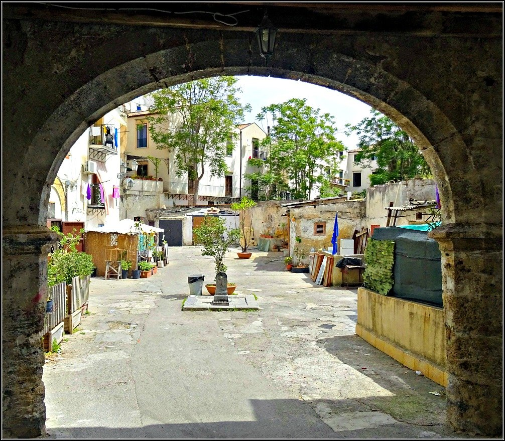 Palermo Archway