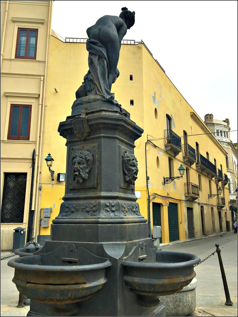 Venus Fountain Trapani