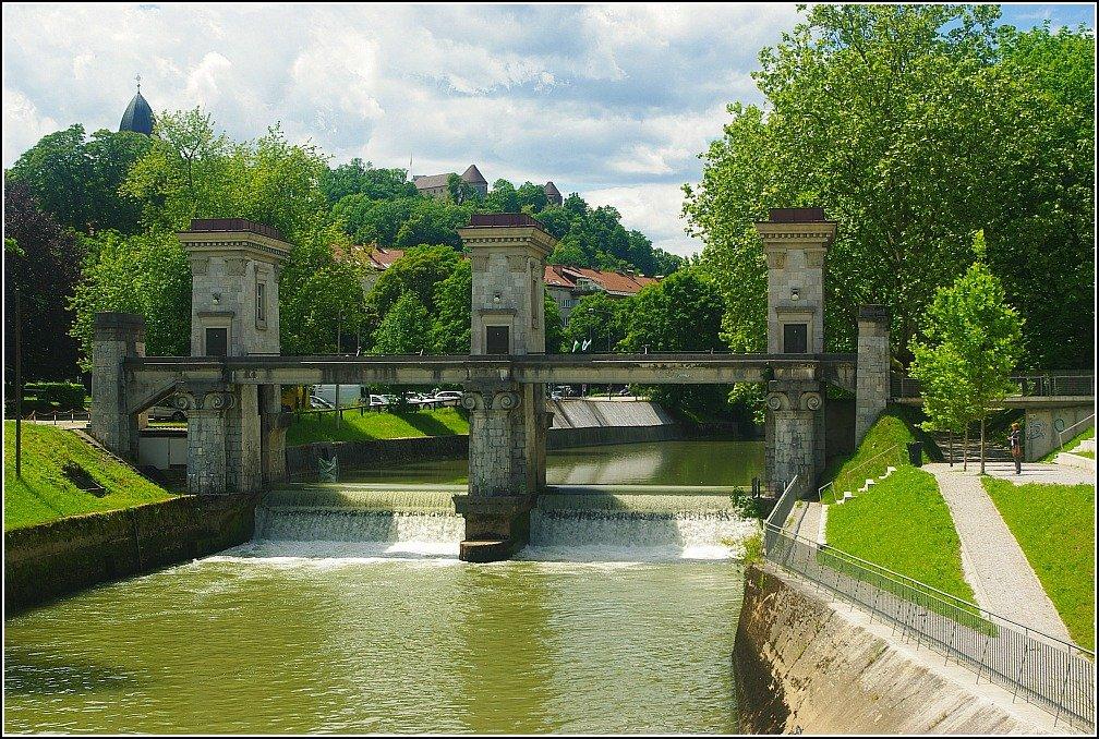Ljubljana Sluice Gate