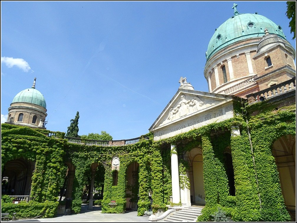 Church of Christ the King Mirogoj Cemetery Zagreb