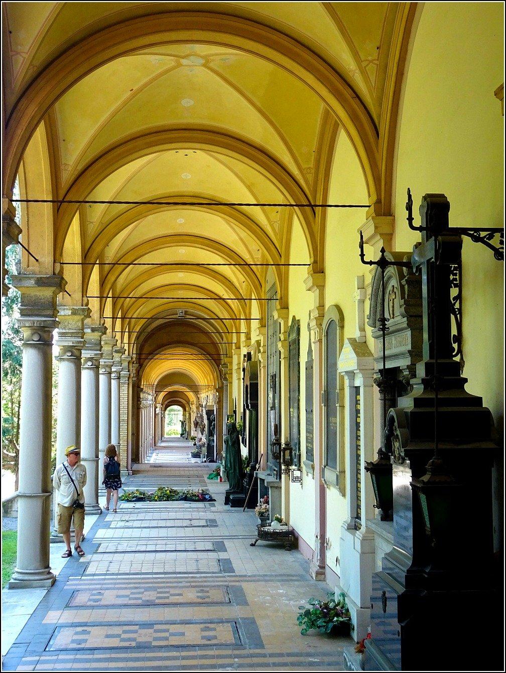 Mirogoj Cemetery Galleries Zagreb