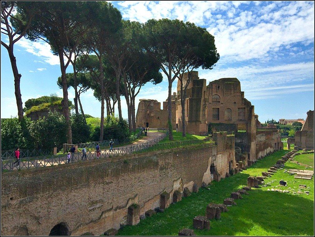 Palatine Flavian Palace