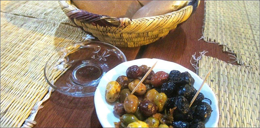 Marrakech Olive Snacks
