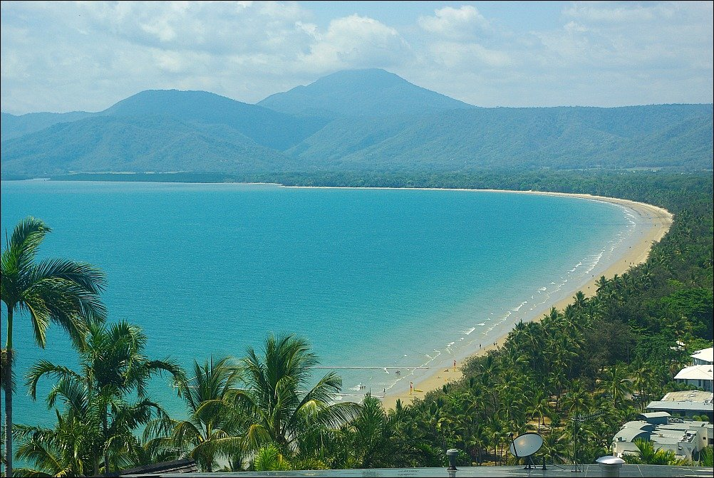 Port Douglas View from Flagstaff Hill