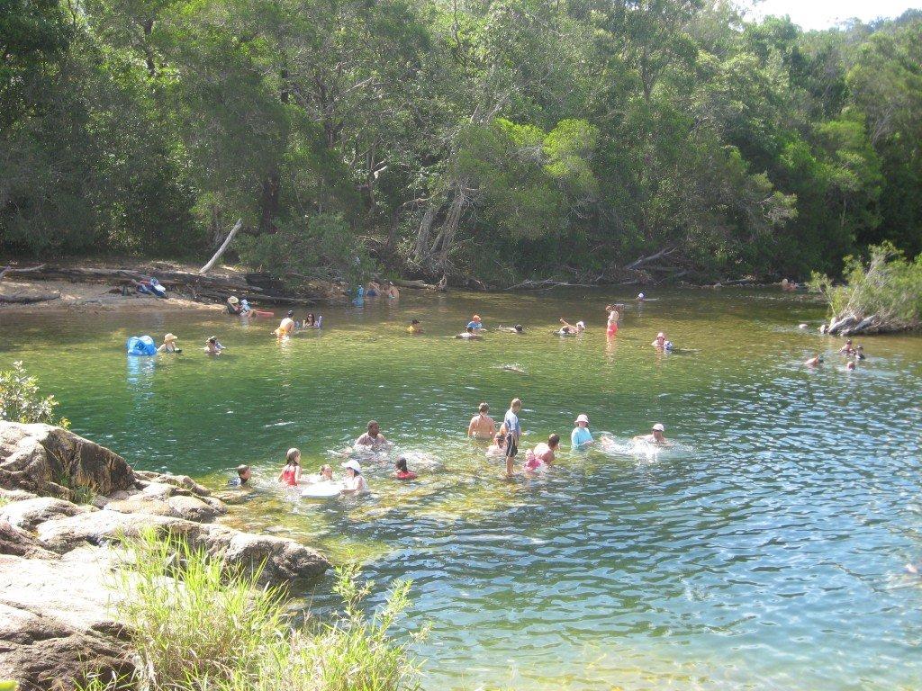 Paradise Lagoon, Big Crystal Creek, North Queensland