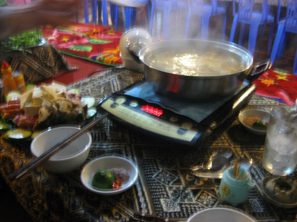 Hot Pot restaurant