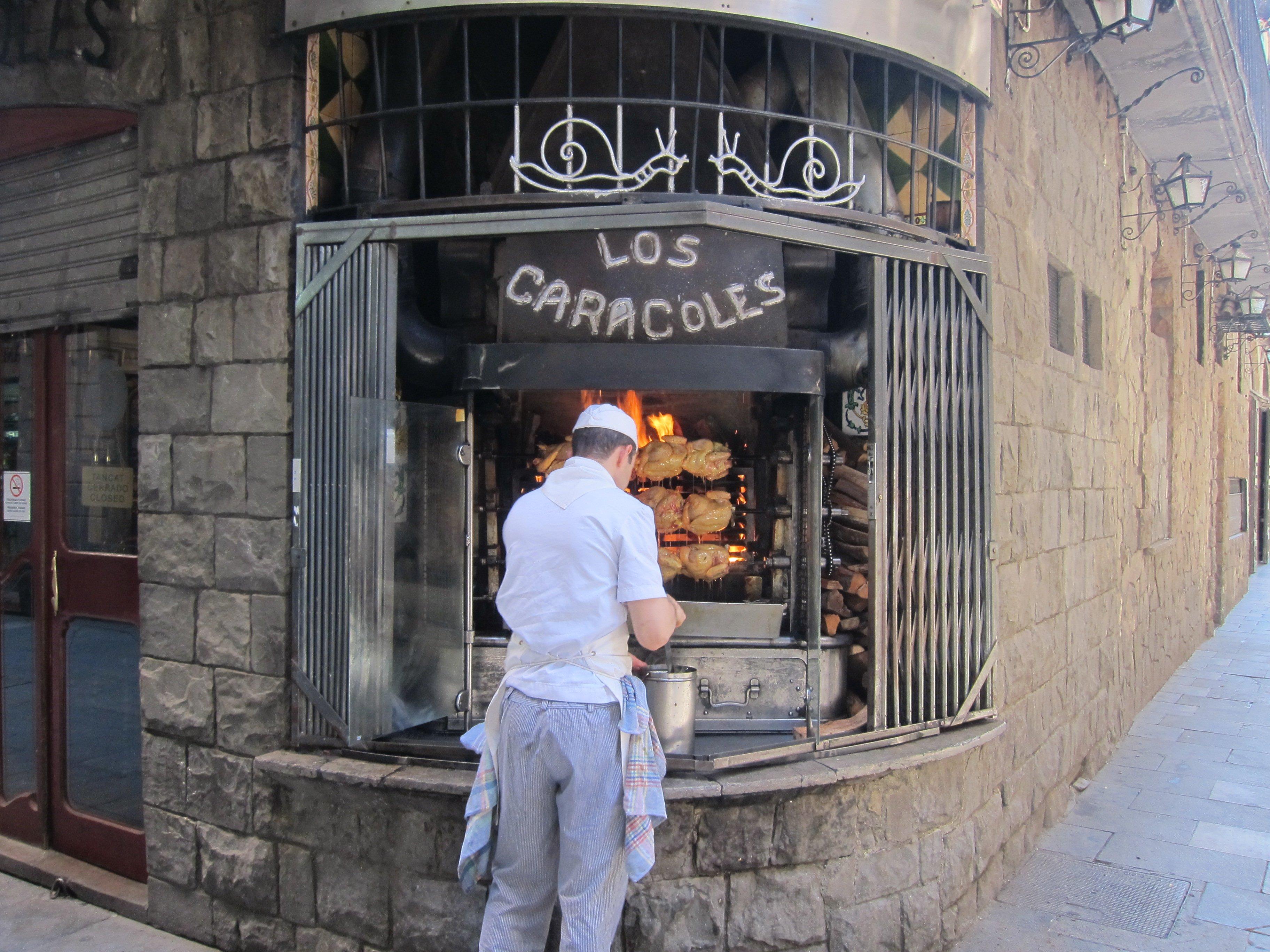 Los Caracoles, Barcelona