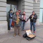 Madrid Street Entertainers