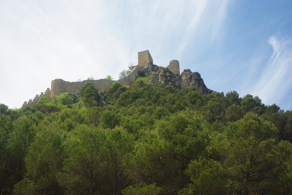 Climbing toward the Castle - how can it still be so far off?