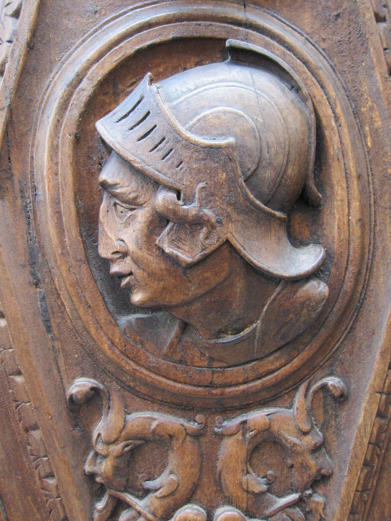 Door in Albaicin of Granada