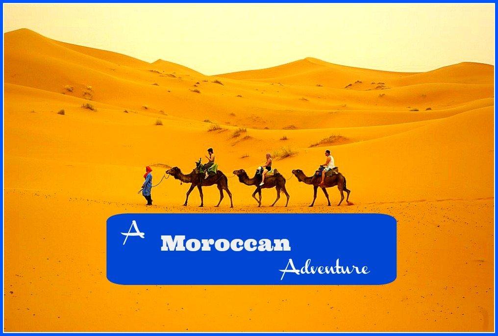 Moroccan Adventure Pinterest