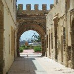 Fantastic Friday – Essaouira Port – Framed by City Gate