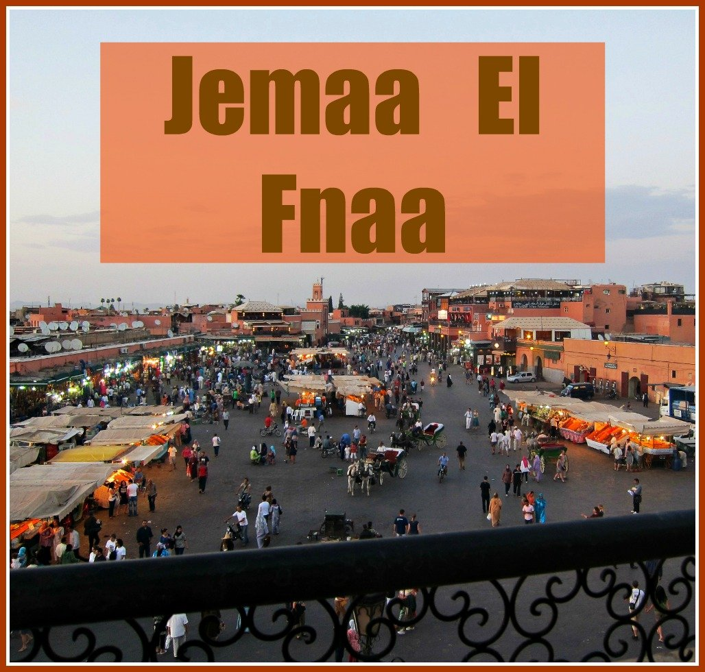 Jemaa El Fnaa is an unforgettable Marrakech experience.  A performance by Moroccans for Moroccans which visitors love.