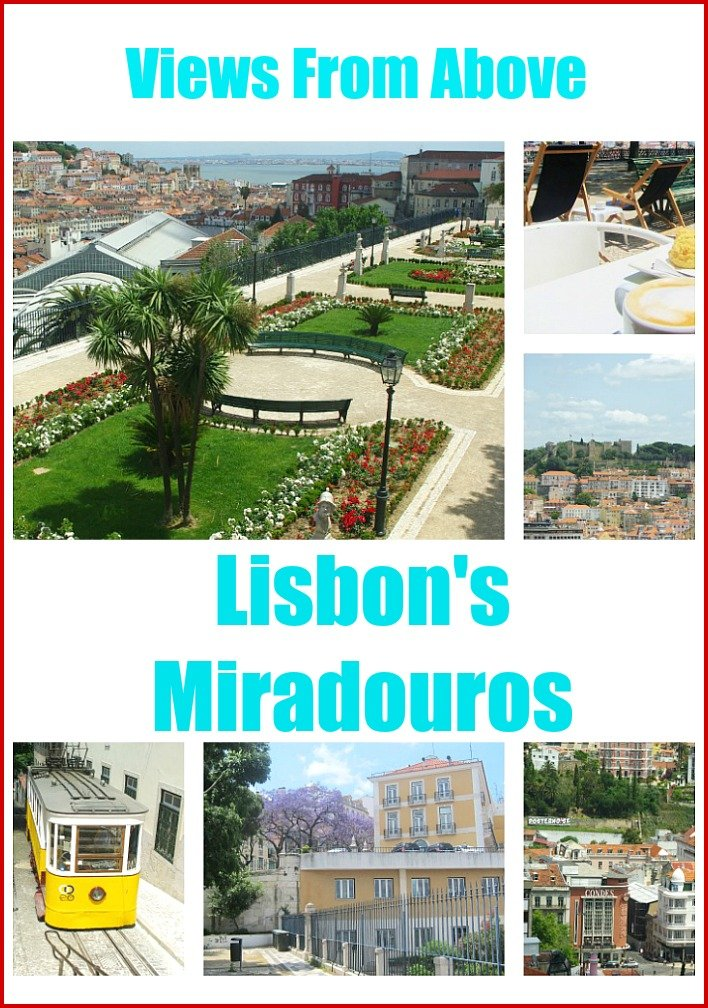 Discover Lisbon's Miradouros