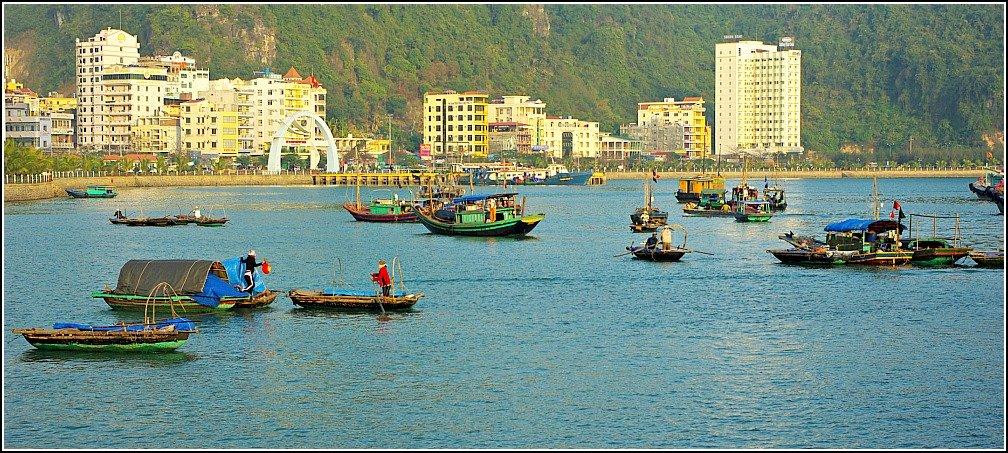 Cat Ba HarbourTown Vietnam