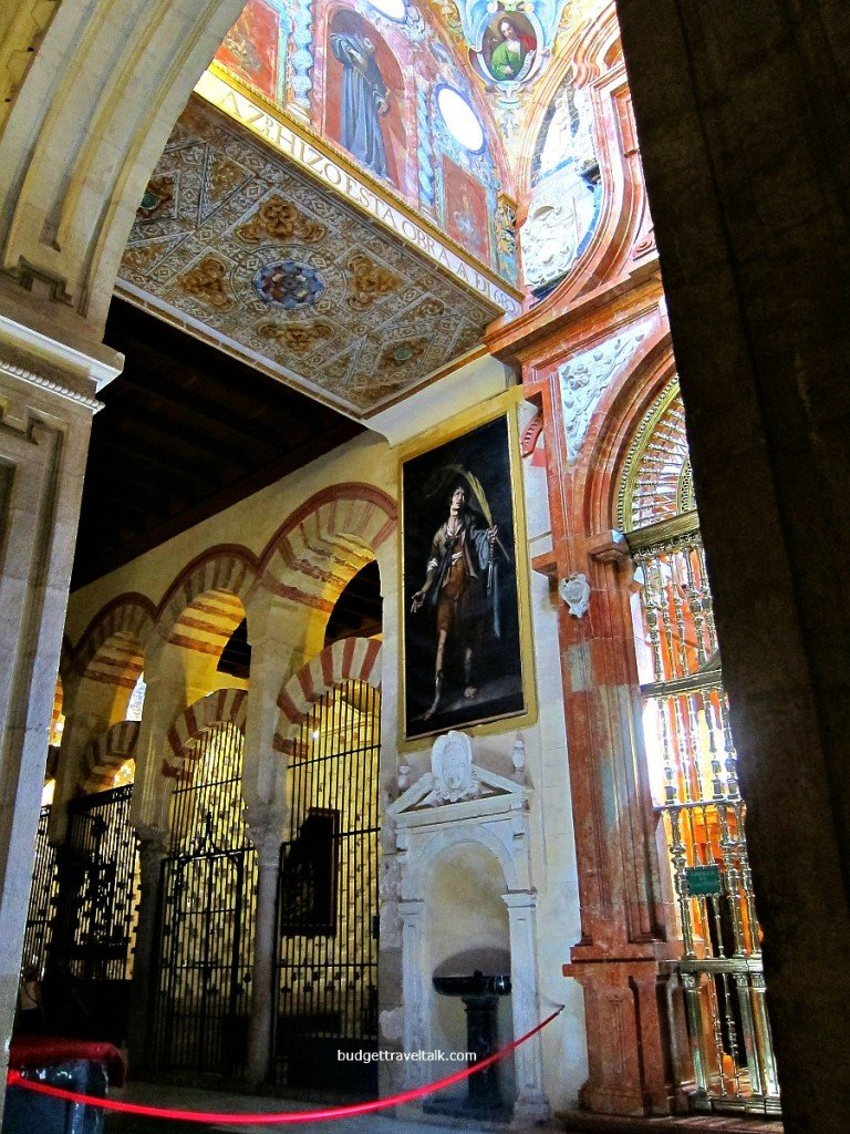 Mezquita - A mixture of Styles