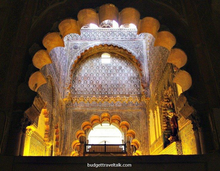 Mezquita Decorative Detai
