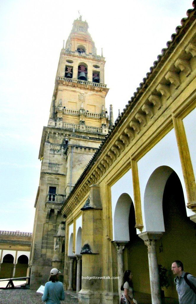Mezquita - The Cathedral Bell Tower