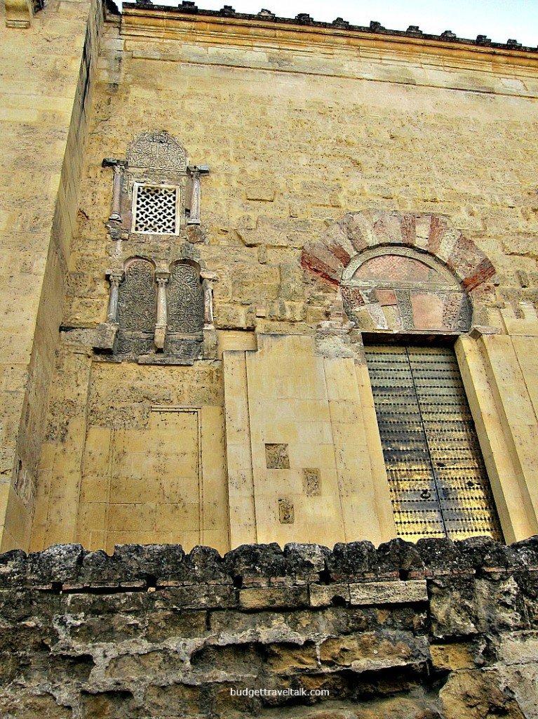 Mezquita - the Old Exterior