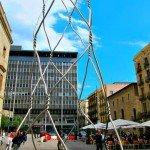 Fantastic Friday – Barcelona Statues