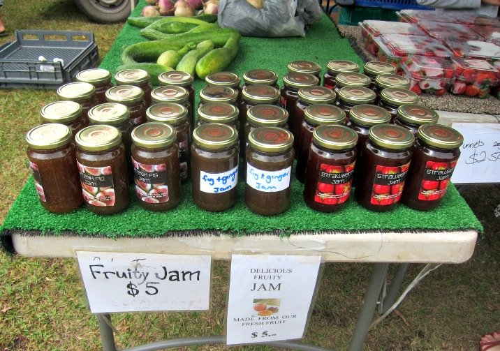 Fig and Ginger Jam - yummily different