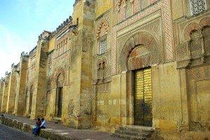 Cordoba - Mezquita Exterior
