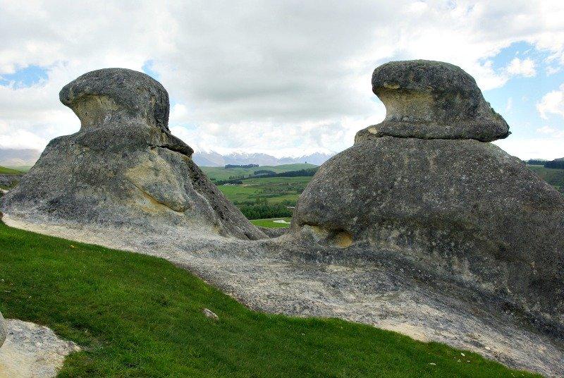 Elephant Twin Rocks