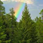 Fantastic Friday – Rainbow Mountain – Jasper