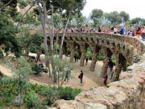 "Gaudi Fantasy ""Parc Guell"""