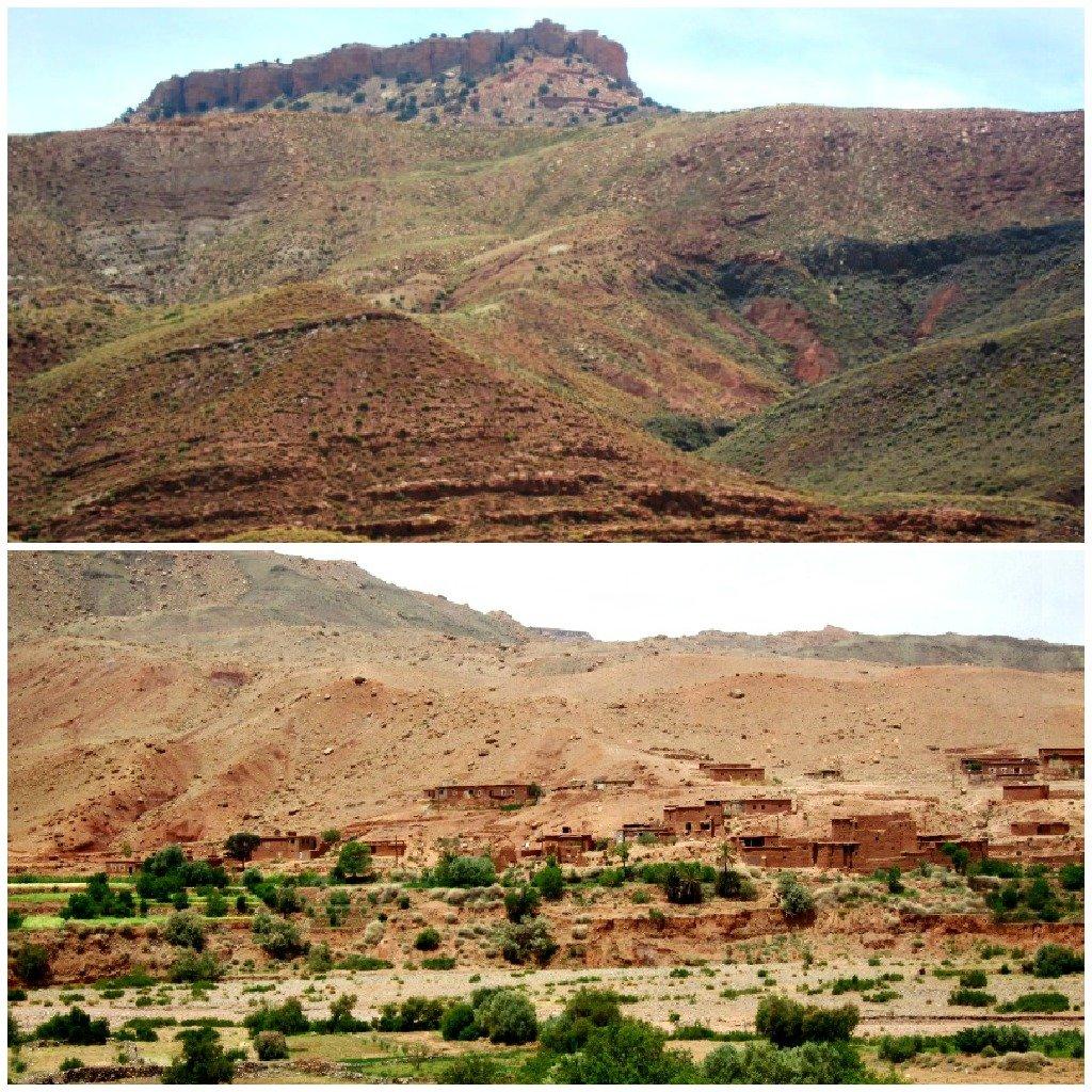 Morocco Atlas to Ait Ben Haddou