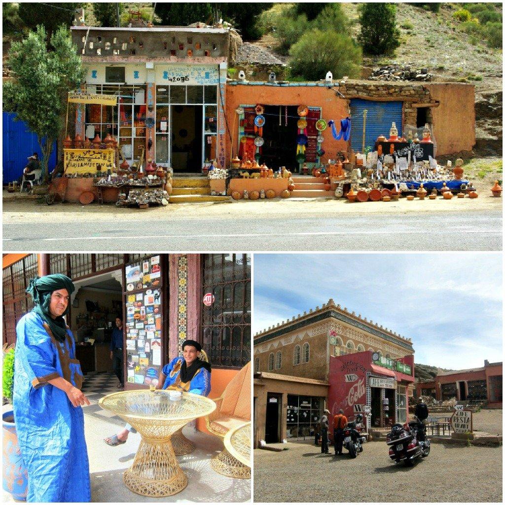 Morocco - High Atlas Shopping