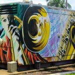 Tuesday in Townsville – Art in Strange Places
