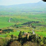 Fantastic Friday – Tuscan view from Montepulciano