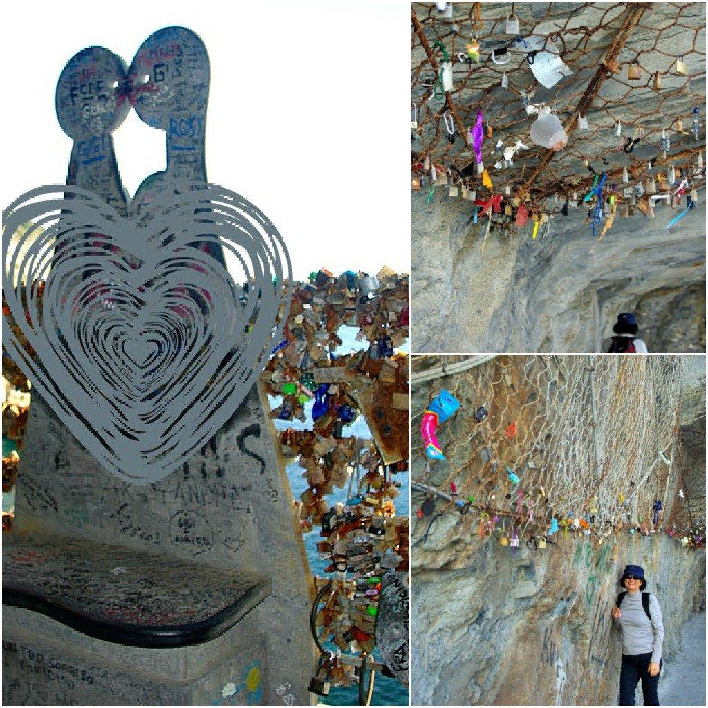 Lovers Walk between Manarola and Riomaggiora