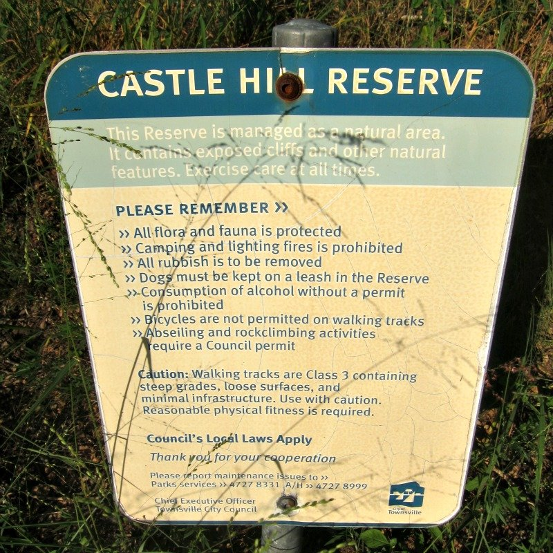 Rules of the Reserve